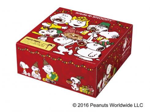 ミスド クリスマス限定ボックス