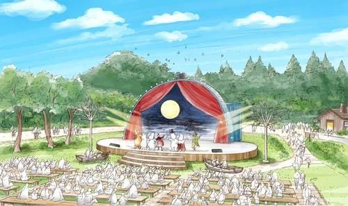 埼玉にムーミンのテーマパーク 園内の様子2