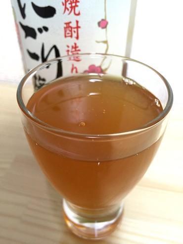 にごり梅酒「梅太夫」