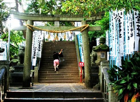 大大吉が引ける神社、八百富神社