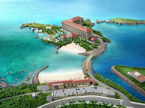 島まるごと!沖縄にハイアットリージェンシー瀬良垣アイランド オープン