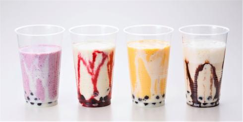 台湾カフェ「Zen」タピオカドリンク