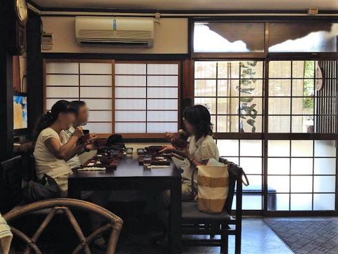 宮島 あなごめし和田 店内の写真