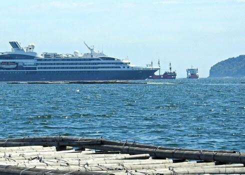 ロストラル、宮島の連絡船やフェリーと比較