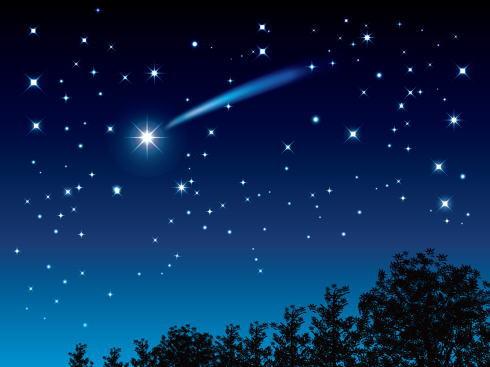 みずがめ座流星群2017、GWの最後に早起きして楽しんで