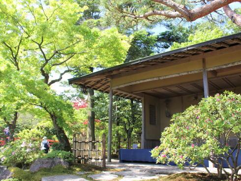 島根 由志園 園内の風景5