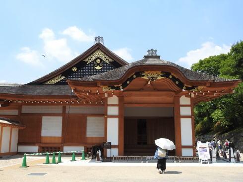 名古屋城本丸御殿 入口