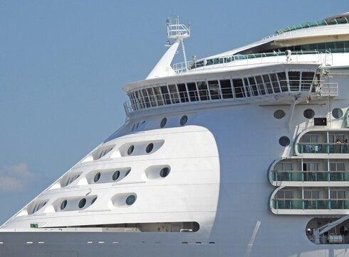 マリナーオブザシーズ、特徴的な船首部分