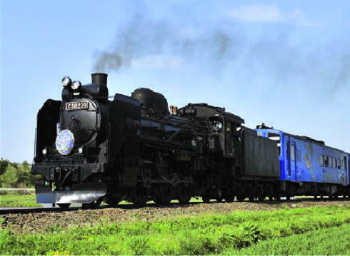 SL銀河 宮沢賢治をテーマにした観光列車