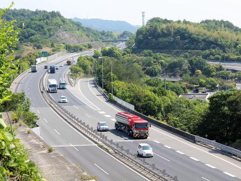 高速道路 の写真