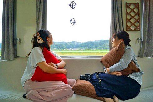 おくいづも女子旅列車、受付スタート