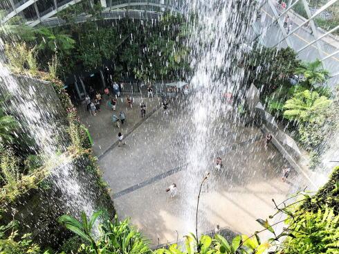 シンガポール ガーデンズバイザベイ 9