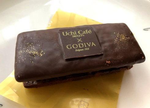 ゴディバのショコラクッキーサンド