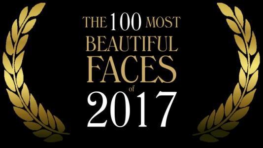 2017年 世界で最も美しい顔100人 一覧、日本人は石原・小松などランクイン!
