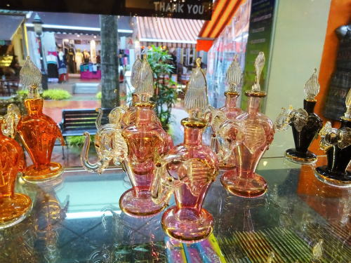 シンガポール アラブストリート(カンポングラム)香水店4