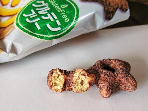 しみチョココーンのグルテンフリー・もち麦使用 新商品2