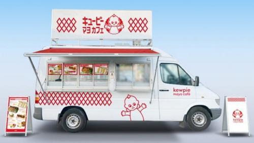 キユーピー マヨカフェ「マヨネーズの日」からキッチンカーで3都市巡り