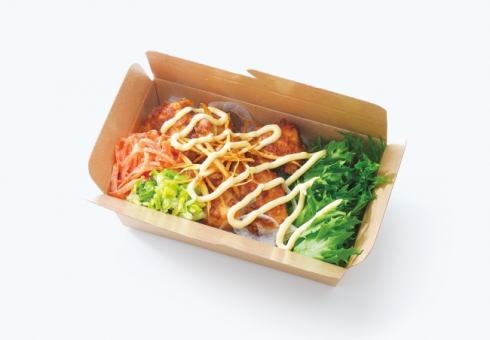 キユーピー マヨカフェ マヨ鶏メニュー