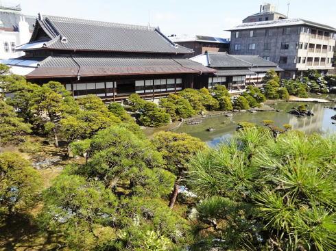 柳川市 御花(柳川藩主立花邸)庭園