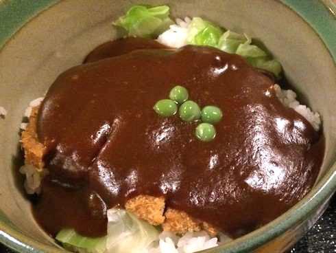 デミカツ丼、岡山のご当地グルメ!発祥の店・味司 野村を味わう