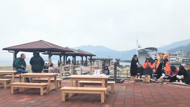 小浜温泉 ほっとふっと105 全景