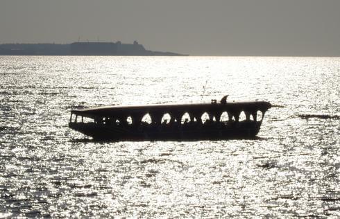 沖縄 ブセナ海中公園でグラスボートがおすすめ