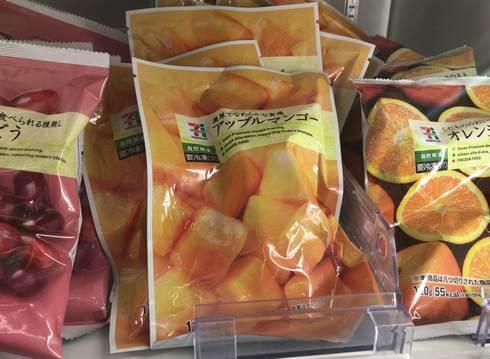 7プレミアム アップルマンゴー(冷凍フルーツ)