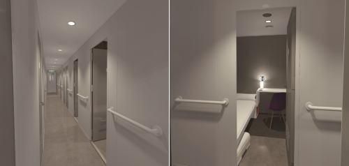 シルバーティアラ 客室 2等寝台A