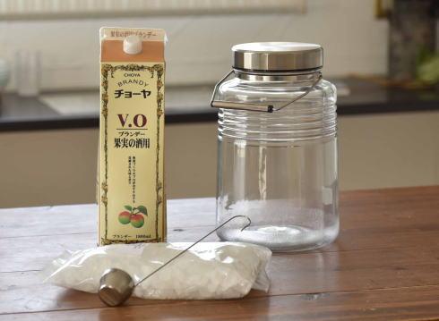 チョーヤ 手作り梅酒キット登場、初めてでも本格的な味が自分で