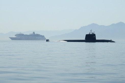 潜水艦とフォーレンダム
