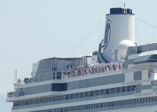 豪華客船 フォーレンダム