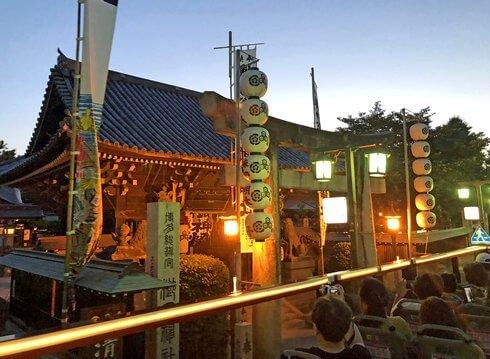 福岡オープントップバスでめぐる櫛田神社
