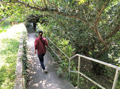 沖縄 プラウマンズランチべーカリー までの道2