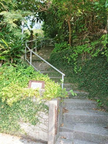 沖縄 プラウマンズランチべーカリー までの道