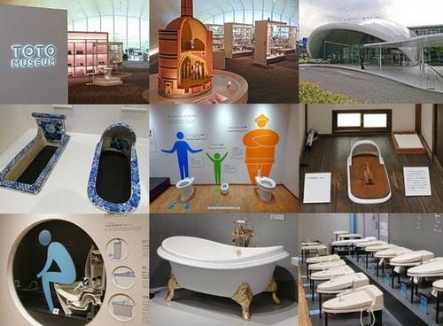 トイレの歴史詰まった「TOTOミュージアム」世界も認める日本トイレの魅力に迫る