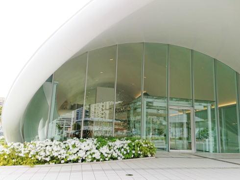 福岡県北九州市 TOTOミュージアム入り口