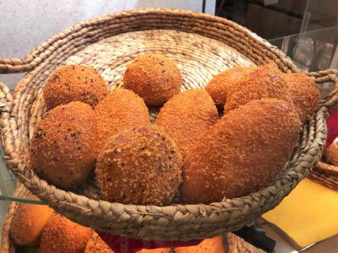 ココイチのカレーパン