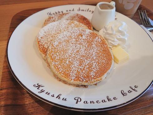 九州パンケーキ、クセになる「ふわモチ生地」は九州7県の味!