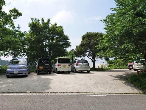 福岡絶景カフェ 茶房わらび野 駐車場