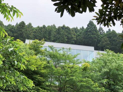福岡絶景カフェ 茶房わらび野 店舗外観