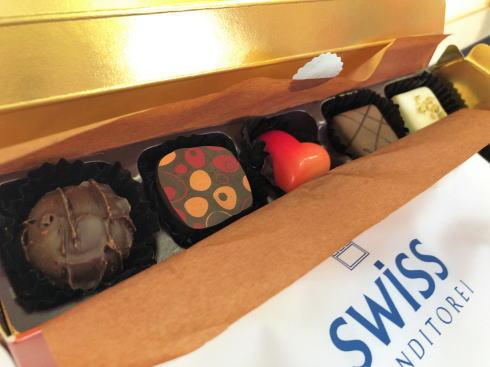 熊本 洋菓子店 スイス(swiss)チョコレート2
