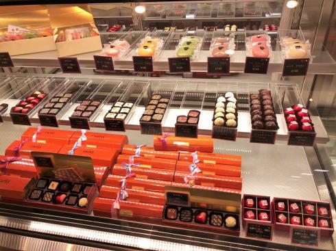 熊本 洋菓子店 スイス(swiss)チョコレート