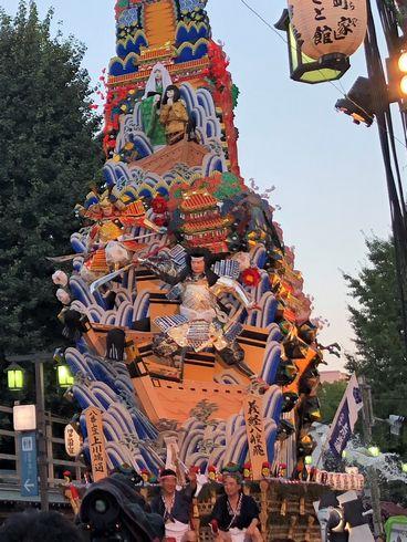 博多祇園山笠「追い山笠」の写真5
