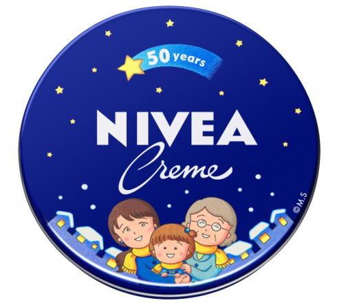 さくらももこ ニベア50周年記念限定デザインが遺作に、9月予定通り発売