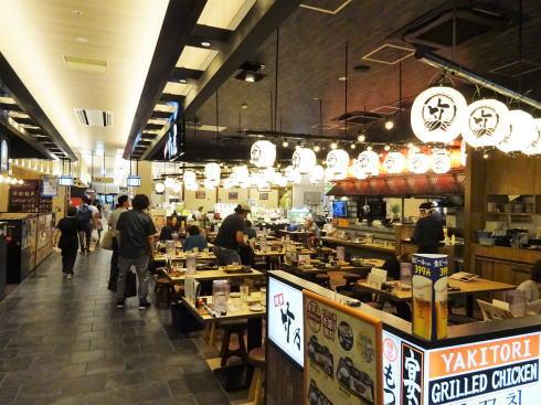 熊本駅 肥後よかモン市場 レストランゾーン