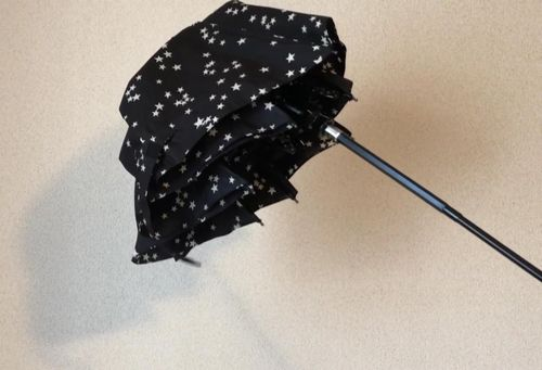 折りたたみ傘、Kiu(キウ)の自動開閉