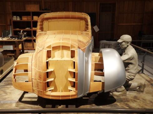トヨタ産業技術記念館(愛知県名古屋市)自動車館2