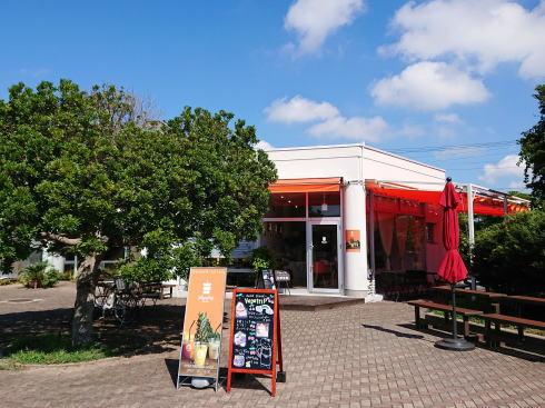 山口県岩国市 ベジトリップ(Vegetrip)店舗外観