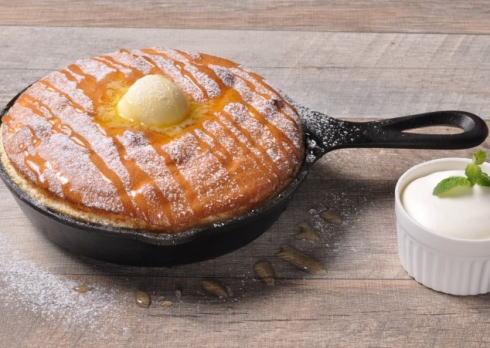 ベルヴィル 神戸 釜だしパンケーキ