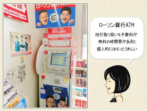 ローソン銀行ATM 画像